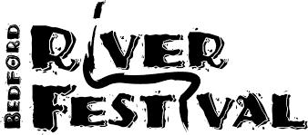 Bedford river festival logo