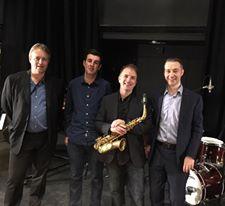 Jamie O'Donnell Quartet 2016
