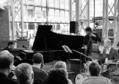 Rob Barron Trio at Birmingham Symphony Hall Foyer