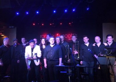 Al Jarreau London Band at Ronnie Scott's 2014