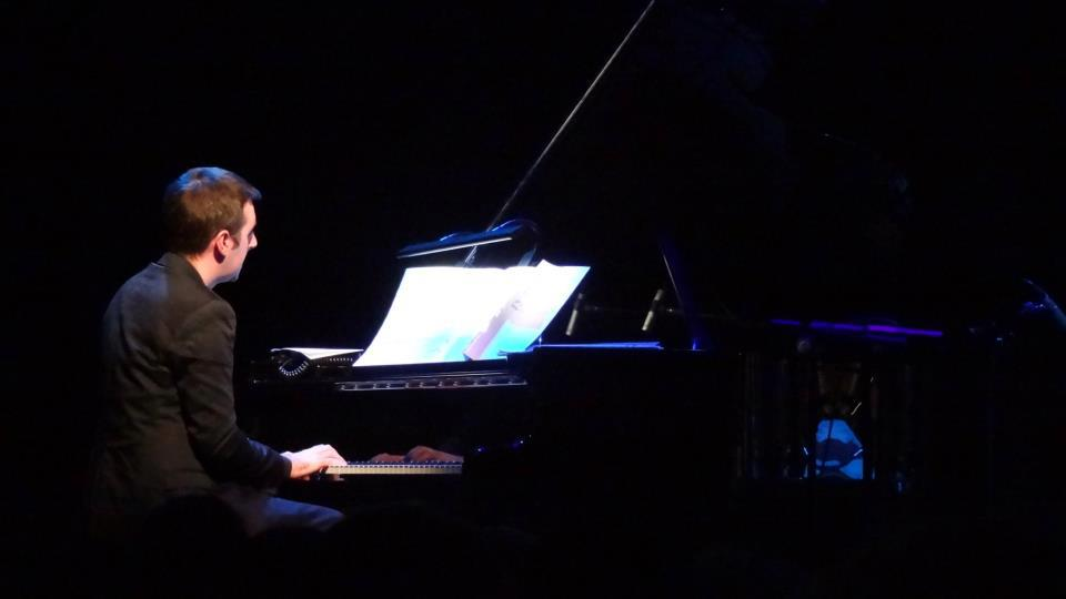 Rob Barron at Kings Place 2012