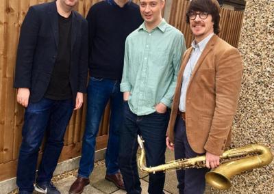 Osian Roberts/Matt Fishwick Quartet