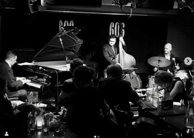 Rob Barron Trio at the 606 Club
