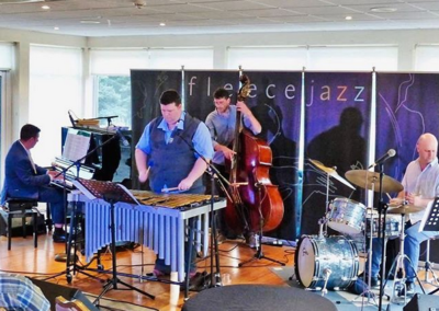 Rob Barron Quartet at Fleece Jazz
