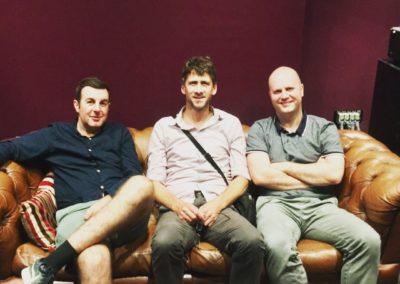 Rob Barron Trio at Livingston Studios