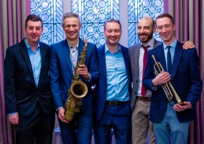 Matt Fishwick Quintet
