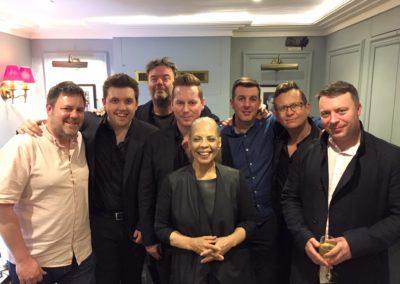 Patti Austin Band at Ronnie Scott's